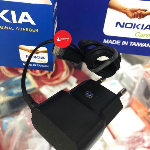 Bộ Sạc Nokia Chân Dẹp